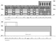 Bouwtekening Marconi Plaza fase I